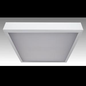 Люминесцентный светильник ЛВО 4х18-CSVT/OPAL-R 595x595