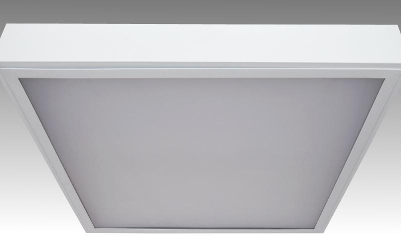 Люминесцентный светильник ЛПО 4х18-CSVT/OPAL-R